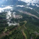 Нагорном курорте «Горки Город» открывается новая панорамная площадка Красной Поляны 360°