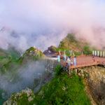 Панорамная площадка Красной Поляны 360° открылась на курорте «Горки Город»