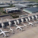 Ваэропорту Мюнхена приостановлена работа двух терминалов