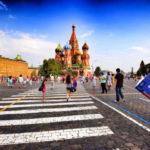 За9 лет турпоток вМоскву вырос на70%