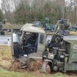 Туристов предупредили оросте случаев ДТП сучастием военной техники вЭстонии