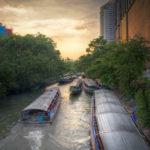 Бангкок решил превратить старые водные каналы втуристические маршруты